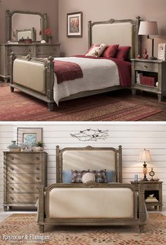 Exceptionnel This New Whitmore Collection Is A Masterpiece Made For Your Bedroom. Its  Elegant Look Delivers