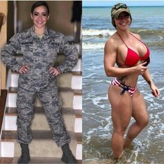 Beautiful Women Pictures, Gorgeous Women, Beautiful Body, Beautiful Lingerie, Look Plus Size, Military Girl, Military Police, Usmc, Female Soldier