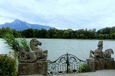 "Hotel Leopoldskron- Salzburg, Austria: ""Sound of Music"" Backyard!"