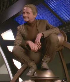 Odo - Star Trek: Deep Space Nine