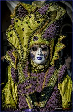 Carnevale di Venezia 2014 by Marcocerbo