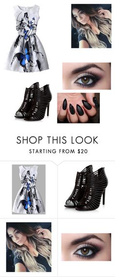"""Untitled #390"" by lindethiel on Polyvore"