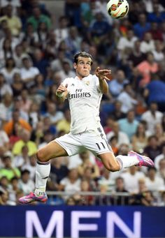 Gareth #Bale for Real #Madrid