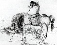 Salvador Dali, Don Chisciotte della Mancia