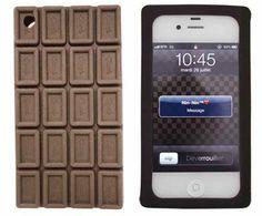 """Coque iPhone 4 """"Chocolat"""""""