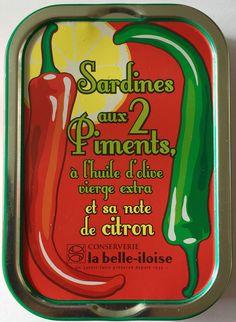 sardines La Belle-Iloise