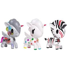 Tokidoki Unicorno Series 2 - 1 Blind Box (multi) TDTYUNCO2MLTNS - $7.99
