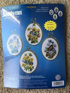 US $13.50 New in Crafts, Needlecrafts & Yarn, Embroidery