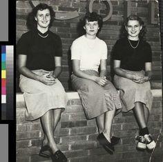 Homecoming Court, 1949