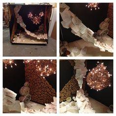 FASM 425 Final Project by Jessica Wooten, Brittney Wooten, + L'Tanya Bellille via Behance