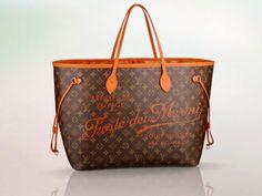 Louis Vuitton Forte Dei Marmi Neverfull GM Bag