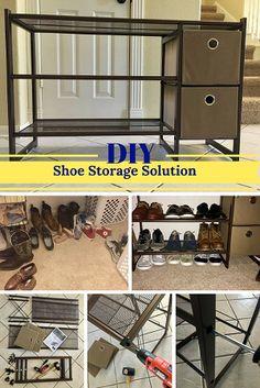 Simple Shoe Organize