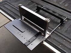 Home made Press Brake