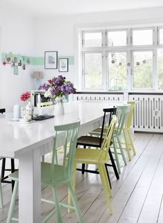 Dining Chairs - Crucial Advice You Must Know About Furniture House Design, House Interior, Home Deco, Home, House, Interior, Home And Living, Dining Room Inspiration, Furniture