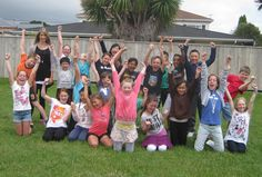 Nickie Slater and Room G4 at Eastern Hutt School, winners of 'Best Class Blog' in the INTERFACE Awards 2012