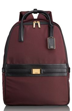 b2ca07554dbe Free shipping and returns on Tumi Larkin - Paterson Convertible Nylon  Backpack at Nordstrom.com