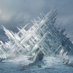 Everyone has their own 'Fortress of Solitude' whether it's a physical place or inside of ourselves where we try to find answers.
