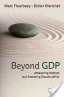 Beyond GDP : measuring welfare and assessing sustainability / Marc Fleurbaey and Didier Blanchet (2013)
