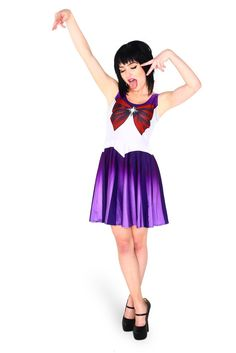 I want this sailor saturn Living Dead Doll dress!