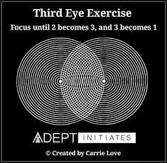 Definition of the Third Eye #ChakraMeditation