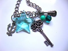 Sailor Neptune Star Necklace