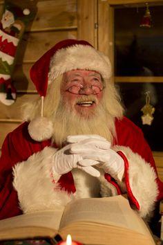 I'm dreaming of a visit from Santa in Karesuando Lapland