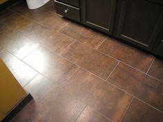 BATHtastic! Bathroom Floors : Home Improvement : DIY Network#