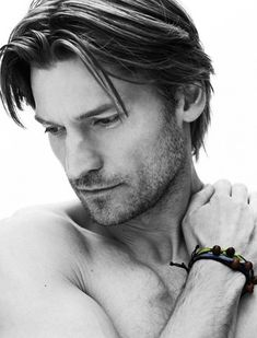 Nikolaj Coster Waldau as Perceval.