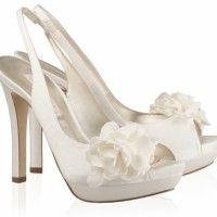 Zapatos de novia 2013