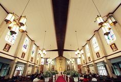 The Simple Elegance of Santuario de San Jose - Weddings in the Philippines