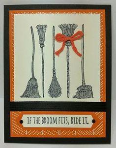 Create with Seongsook: If the Broom Fits, Ride it. - 2015-16 Holiday Catalog Sneak Peak