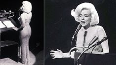 Marilyn Monroe's Happy Birthday dress sold for $4.8m