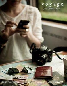 Voyage Magazine : Travel Edition
