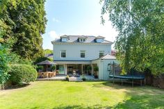 5 bedroom detached house for sale in Fairmile, Henley-On-Thames, Oxfordshire, - Rightmove. Henley Homes, Henley On Thames, Detached House, Property For Sale