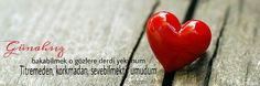 Günahsız bakabilmek o gözlere derdi yekunum Titremeden, korkmadan, sevebilmektir umudum...  Ramazan Ateş