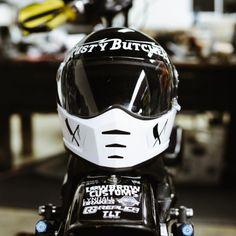 @biltwell lane splitter life. My favorite helmet. #Biltwell | #BiltwellLaneSplitter