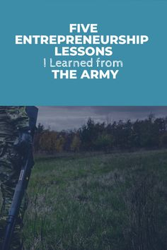 My time in service continues to shape my entrepreneurship life. I learned a lot during my years in the military, I'm sharing five lessons I learned about entrepreneurship from the Army. Small Business Development, Competitor Analysis, Entrepreneurship, No Time For Me, Army, Military, Facts, Shape, Learning