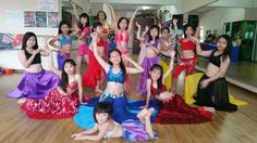 Cheah Dance Studio (June 2015) Kids Belly Dance