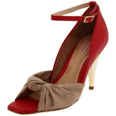 Samanta Shoes - Maida Open-Toe - Pumps