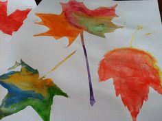 Leaf Shapes For Kids