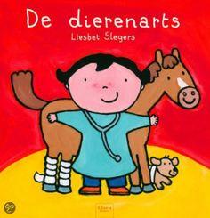 boek: de dierenarts Liesbeth Slegers