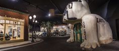 Petersen Bulldog Cafe