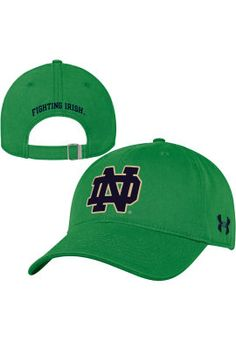 a9bc9f84026 Product  Under Armour® Notre Dame Fighting Irish Women s Adjustable Cap