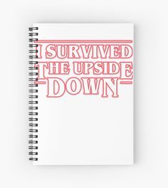 Stranger Things - I Survived the upside down