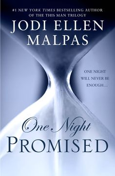 One Night - Promised. The Cover...New Trilogy by Jodi Ellen Malpas