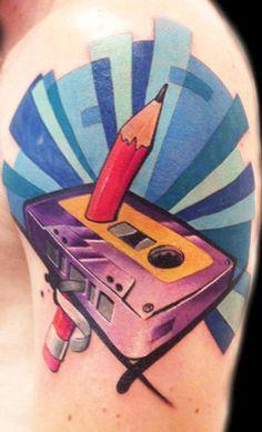 Tattoo by Mefisto Tattoo | Tattoo No. 6022