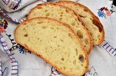 EL's Home Cooking: Домашен хляб с кисело мляко и много въздух