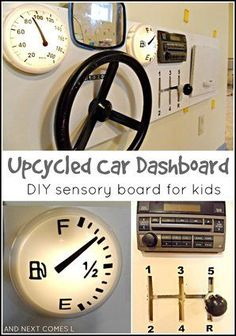 Busy Board: DIY Ideas To Keep Your Busy Toddler... Busy | The Huffington Post