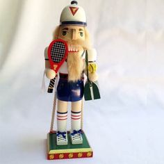 Tennis Nutcracker