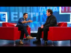 Quentin Tarantino On George Stroumboulpoulos